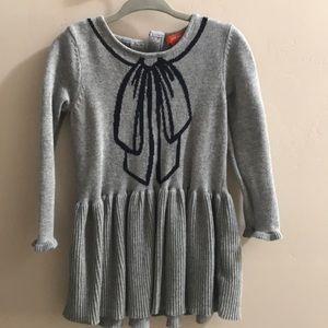 Toddler Sweater Dress